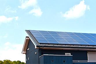 太陽光発電システムや住設器具、健康食品の販売