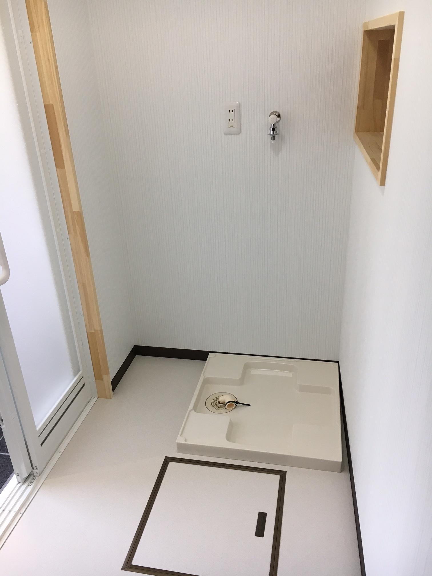 お風呂場リフォーム