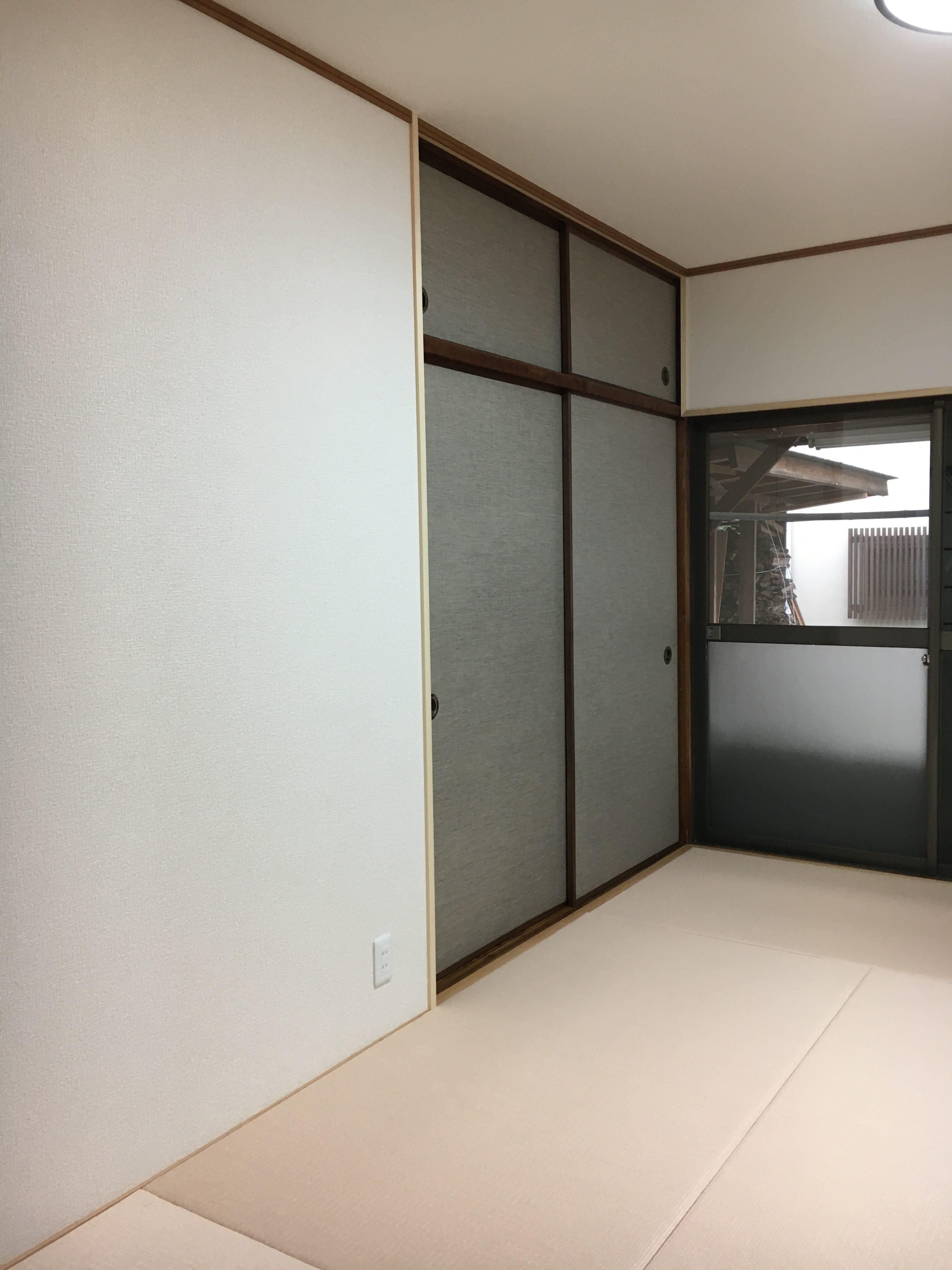居室リフォ-ム