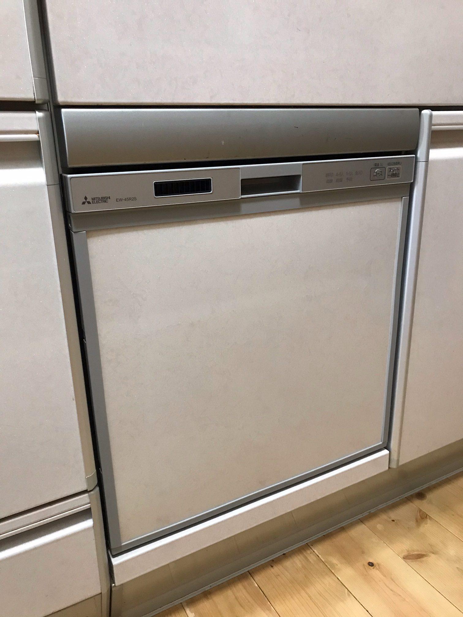 食器洗い乾燥機取替